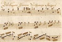 Sonata, Wolfgango Mozart